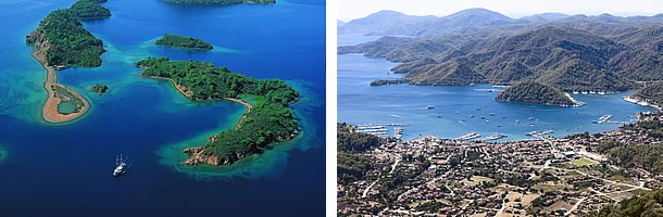island vs türkei